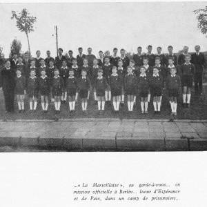 1953 Berlin dans camps-de prisionniers