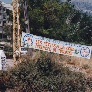 1998 Tournée au Liban