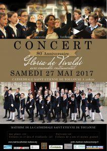 Concert du 80ème anniversaire
